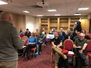 Shropshire Speakers Club Meeting