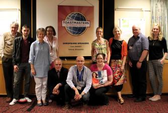 Shropshire Speakers public speaking club