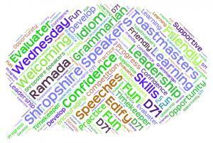 Speakers blog